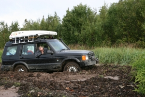 Graham's Discovery TD5